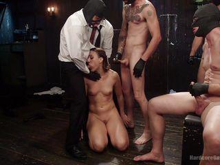 ганг банг вечеринка порно