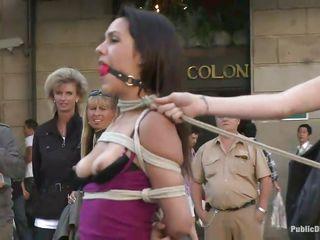 Полнометражные публичные порно бдсм