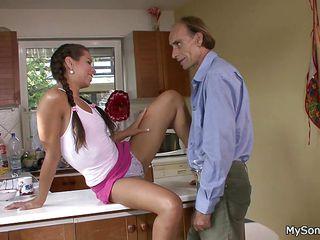 Порно фото зрелых лесбиянок
