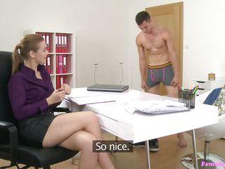 Порно кастинг female