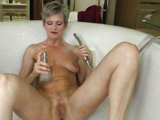 Порно мастурбация в колготках
